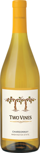 Two Vines Chardonnay 2013 750ml - Case of 12